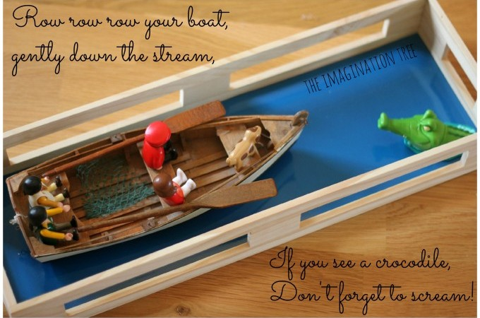 Row Your Boat –Blooper!