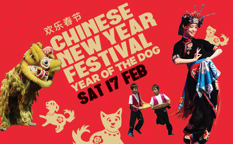 Chinese New Year plans