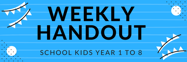 2017 Term 3 Kids' class week 7-8